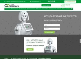 Alfarobotics.ru thumbnail