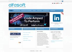 Alfasoft.dk thumbnail