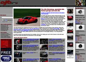 Alfaworkshop.co.uk thumbnail