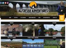 Alfrescoadventures.co.uk thumbnail