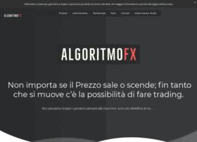 Algoritmofx.it thumbnail