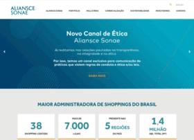Aliansce.com.br thumbnail