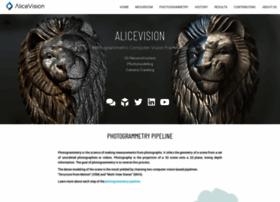 Alicevision.org thumbnail