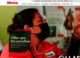 Alicorp.com.pe thumbnail