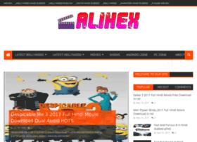 Alihex.tk thumbnail