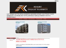 Alikurtinsaat.com thumbnail