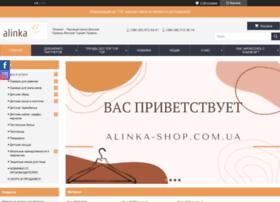 Alinka-shop.com.ua thumbnail