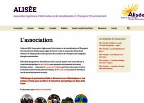 Alisee.org thumbnail
