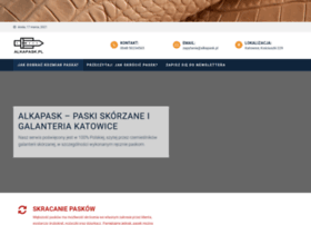 Alkapask.pl thumbnail