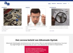Alkemadeoptiek.nl thumbnail