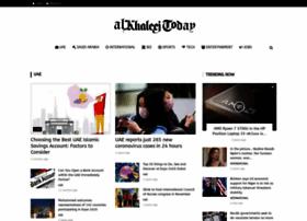 Alkhaleejtoday.co thumbnail