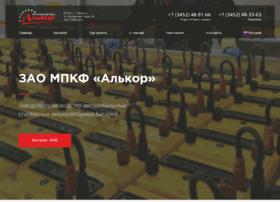 Alkor-tmn.ru thumbnail