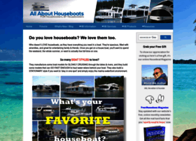 All-about-houseboats.com thumbnail