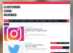 All-customer-care-number.in thumbnail