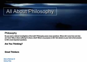 Allaboutphilosophy.org thumbnail