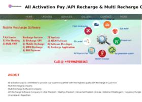 Allactivationpay.co.in thumbnail