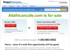 Allafricancafe.com thumbnail