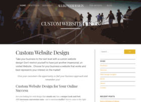 Allbizwebdesign.com thumbnail
