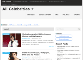 Allcelebrities.in thumbnail