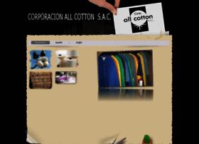 Allcotton.com.pe thumbnail