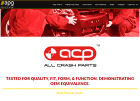 All Crash Parts >> Allcrashparts Com Au At Wi All Crash Parts Auto Parts Group