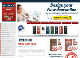 Alldoors-compositedoors.co.uk thumbnail
