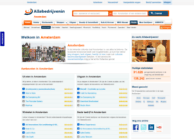 Allebedrijveninamsterdam.nl thumbnail