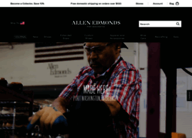 Allenedmonds.com thumbnail