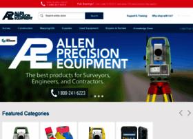 Allenprecision.com thumbnail