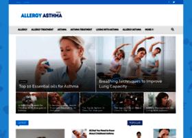 Allergyasthmazone.com thumbnail
