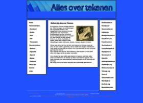 Allesovertekenen.nl thumbnail