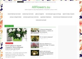 Allflowers.su thumbnail