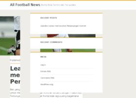 Allfootballnews.net thumbnail