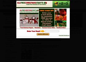 Allfreechristmascrafts.com thumbnail