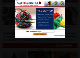 Allfreecrochet.com thumbnail