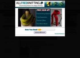 Allfreeknitting.com thumbnail