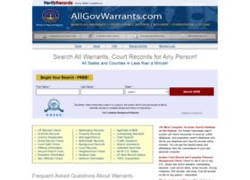 Allgovwarrants.com thumbnail