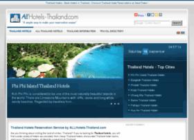 Allhotels-thailand.com thumbnail