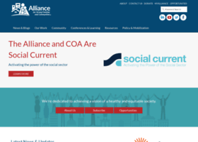 Alliance1.org thumbnail