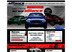 Allianceauctions.com.au thumbnail
