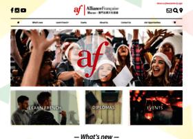 Alliancefrancaise.org.mo thumbnail