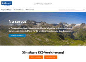 Allianz-autowelt.de thumbnail
