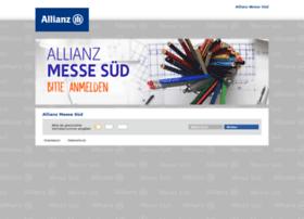Allianz-messe-sued.de thumbnail