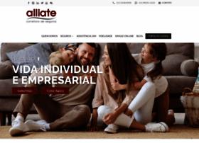 Alliate.com.br thumbnail