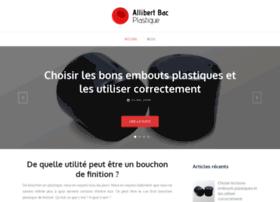 Allibert-bac-plastique.fr thumbnail