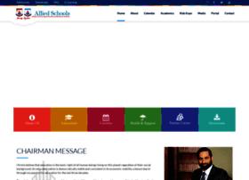 Alliedschools.edu.pk thumbnail