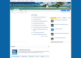 Allinclusiveboraboraresorts.com thumbnail