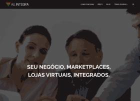 Allintegra.com.br thumbnail