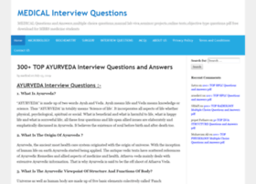 Allmedicalquestionsanswers.com thumbnail