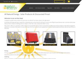 Allnaturalenergy.com.au thumbnail